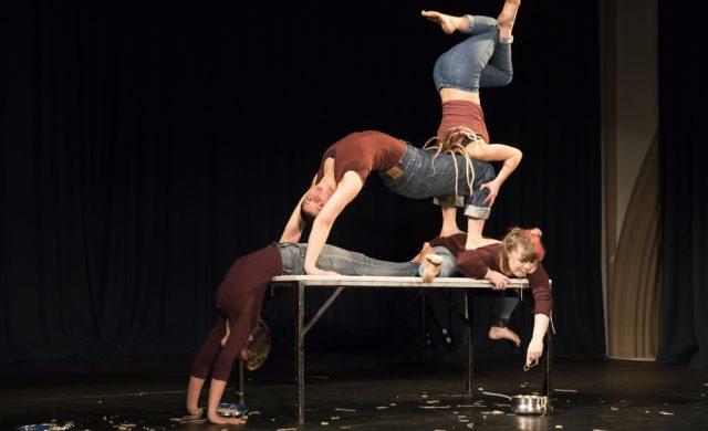 Circus Shorts, Circomedia